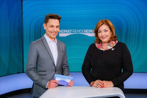 """Marin Berlakovich neuer Moderator von """"Heimat Fremde Heimat"""""""