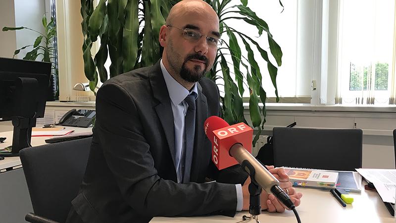 Landesrechnungshofdirektor Andreas Mihalits