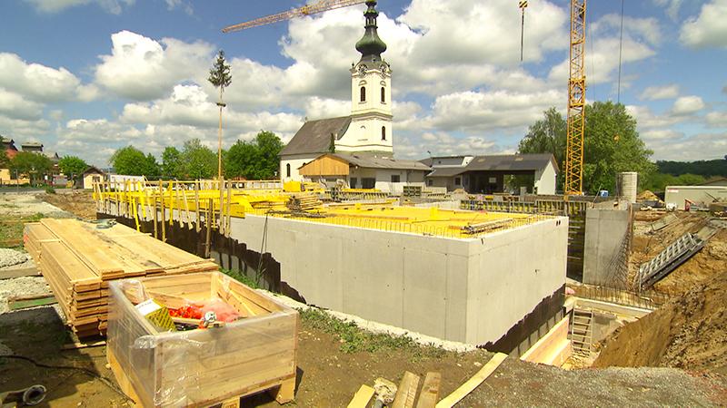 """Baustelle für """"Bullinarium"""""""