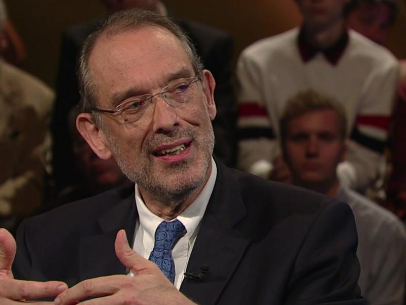 Heinz Faßmann Im Zentrum