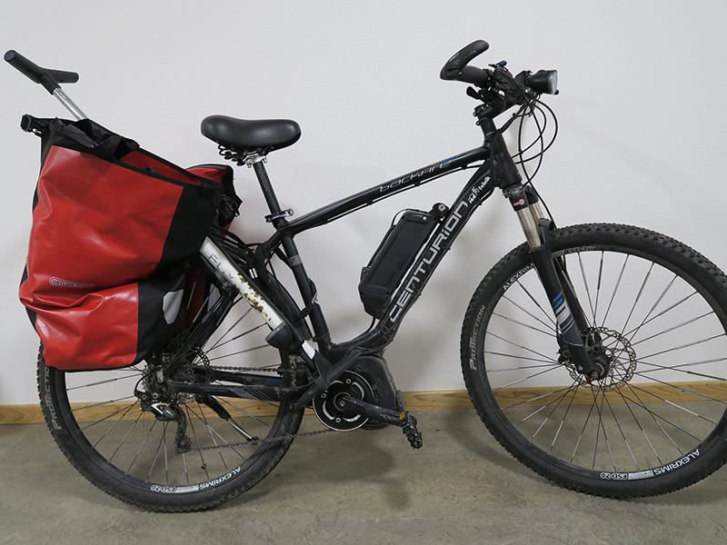 E-Bike des unbekannten Toten von Nonnenhorn