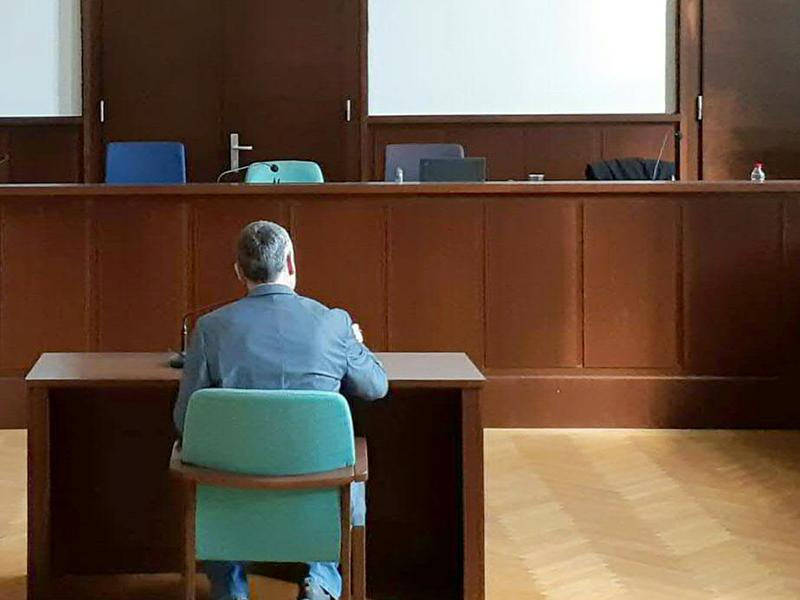 Prozess Landesgericht Krems Messerattacke Ehefrau Mordversuch