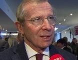 Wilfried Haslauer im ORF Interview