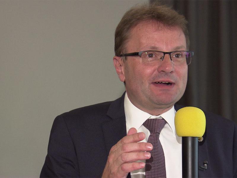 Hannes Heide Spitzenkandidat der SPÖ Oberösterreich