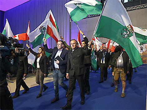 FPÖ-Landesparteitag