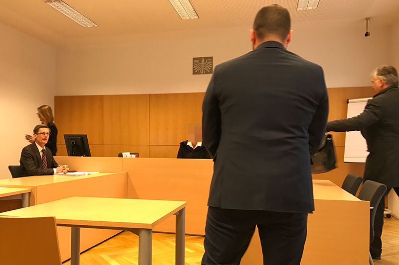 Prozess Hainburg Bootsunfall Urteil