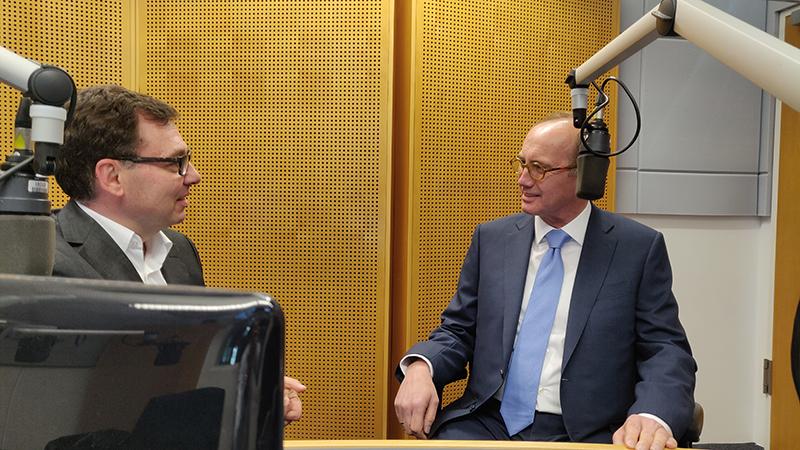 13.05.19 EU-Wahl Spitzenkandidaten ÖVP Diskussion Karas