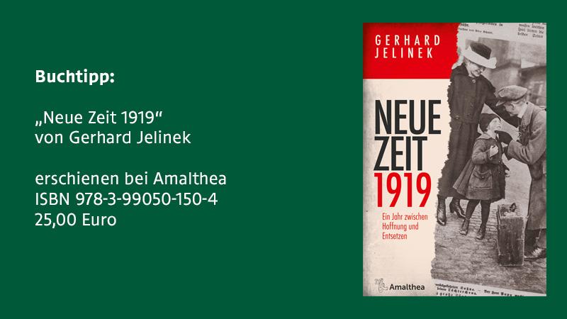 """""""Neue Zeit 1919"""""""