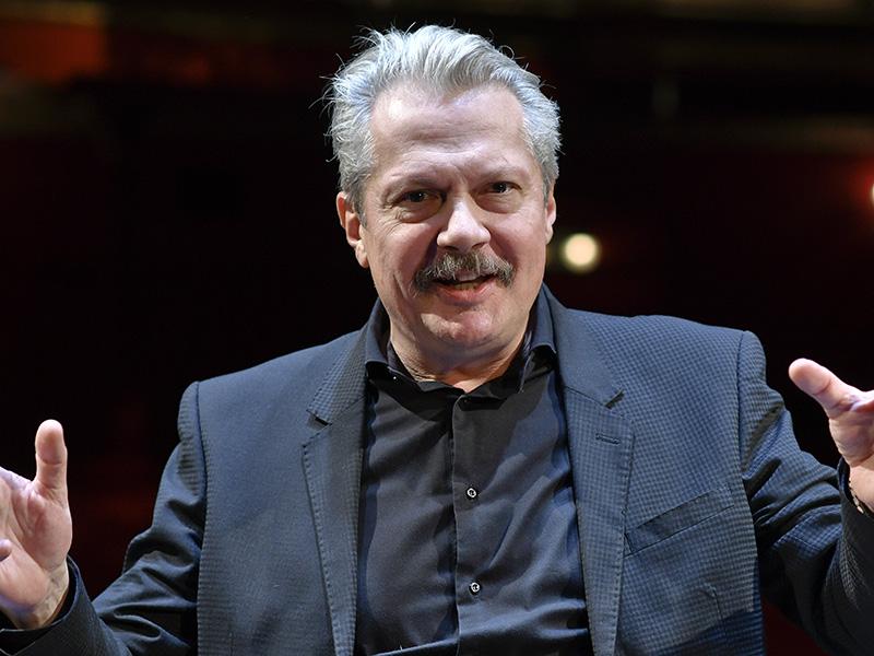 Josefstadt-Direktor Herbert Föttinger
