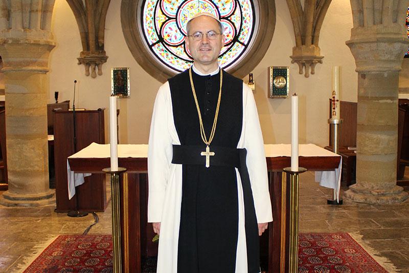 Pius Maurer ist neuer Abt des Stiftes Lilienfeld