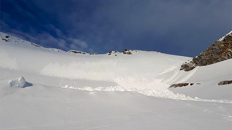 Tödlicher Alpinunfall Oberlercherspitze
