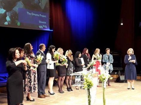 """Projekt """"Omama""""   SozialMarie Gewinnerprojekt 2019"""
