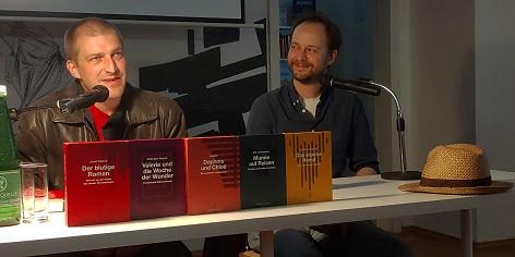 Blutiger Roman Ondřej Cikán Anatol Vitouch
