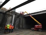 Der S1 Tunnel Rannersdorf wird saniert