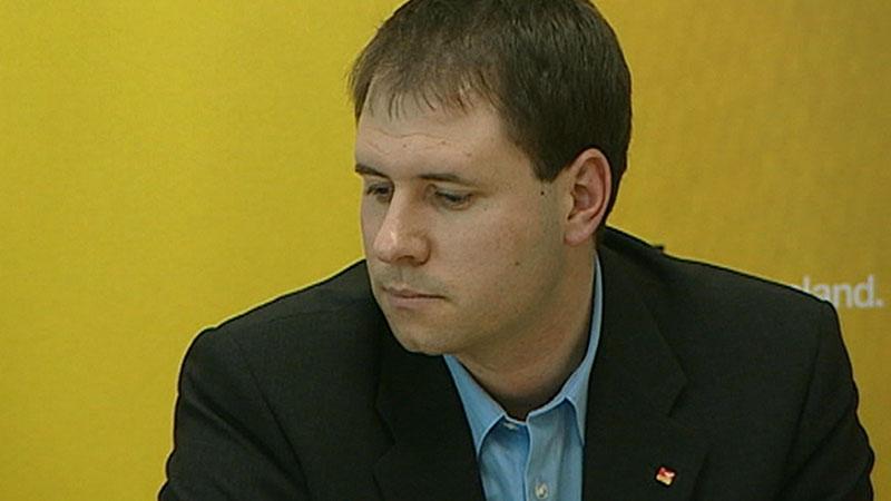 ÖVP-Kandidat Christian Sagartz im Portrait EUWahl