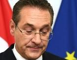 Strache PK Rücktrittserklärung