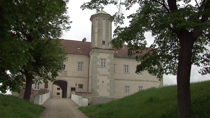 Ausstellung in Schloss Jedenspeigen