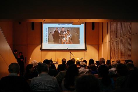 """Präsentation der Dokumentation """"Schatten der Scham"""" im Austrian Cultural Forum in New York"""