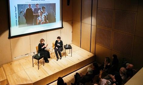 Lily Brett im Gespräch mit Sabina Zwitter Grilc im Österreichischen Kulturforum in New York