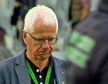 Gerhard Stocker nach Abstieg bei Wacker