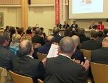 Sitzung der Vollversammlung der Salzburger Arbeiterkammer im Brunauer Zentrum