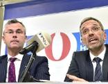 FPÖ-Minister treten zurück