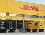 DHL Verladezentrum in Schwechat