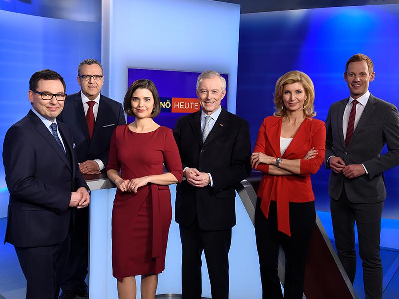 Moderatoren Niederösterreich heute