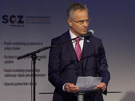 Slovenska gospodarska zveza SGZ