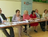 Gemeinsame Pressekonferenz der Sozialreferenten der Bundesländer in Salzburg