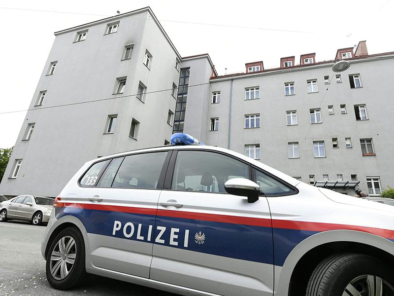 Wohnung Floridsdorf Leichenfund