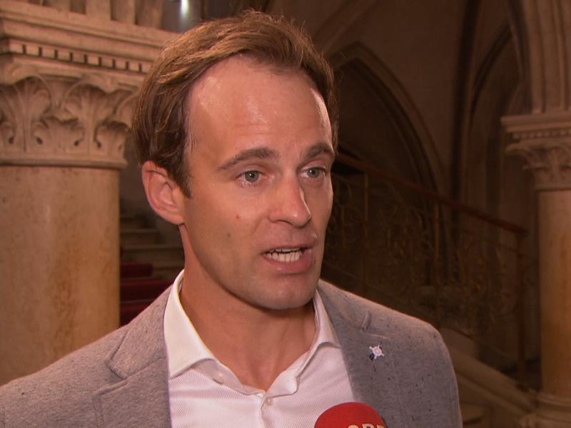 ÖVP-Stadtrat Markus Wölbitsch