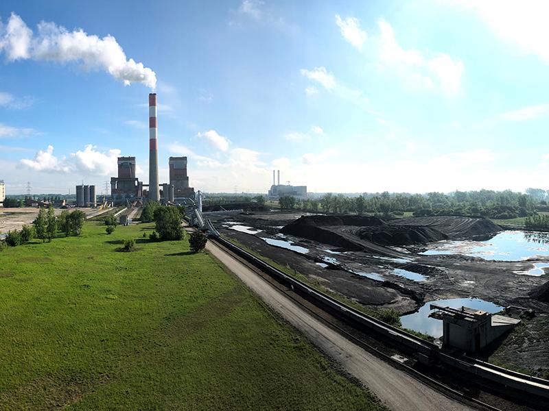 Kohlekraftwerk Dürnrohr