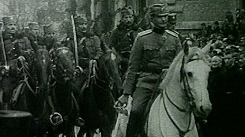 100 Jahre Besetzung Klagenfurt