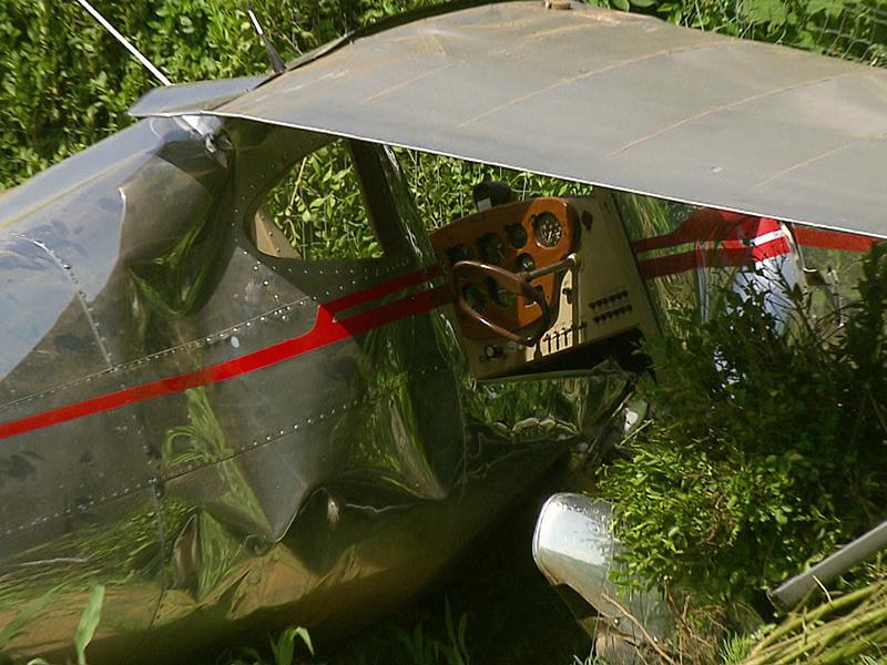 flugzeug Absturz Wolfsberg Cessna