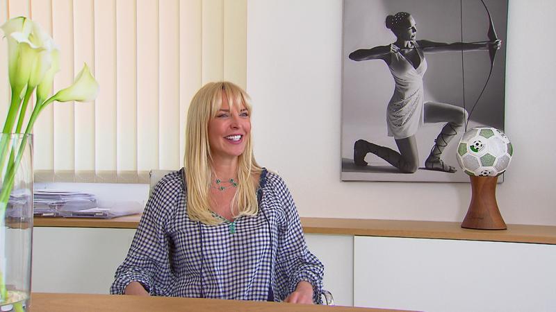 WSG Präsidentin Diana Langes-Swarovski im Interview