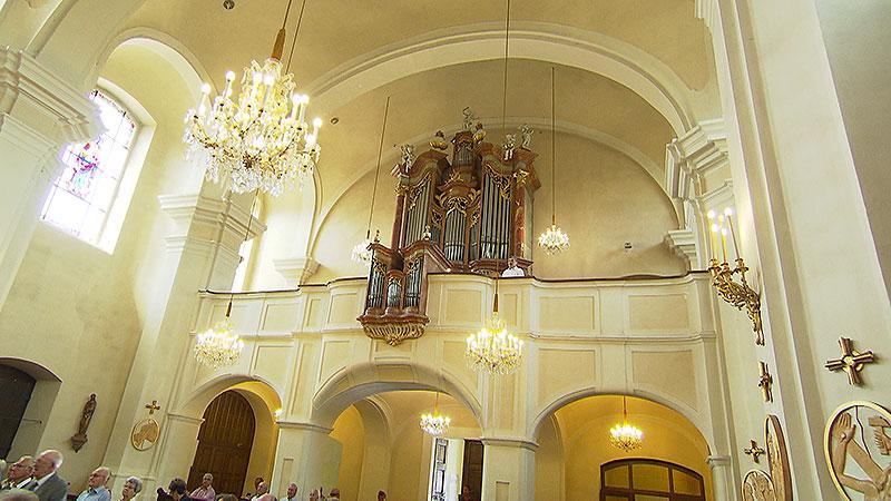 Neue Orgel für Pinkafeld
