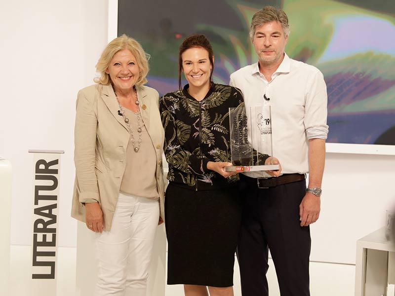 Birgit Birnbacher Bachmannpreisträgerin Gmünder Mathiaschitz