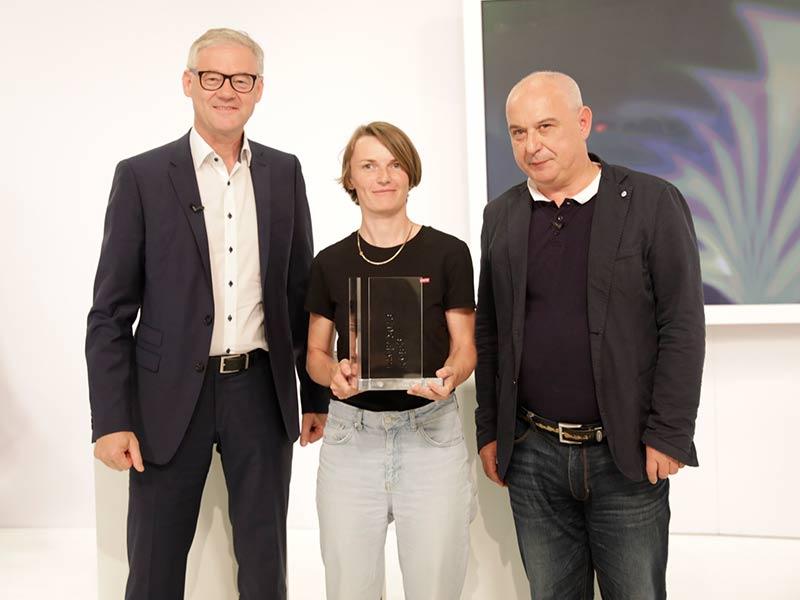 Preisverleihung 2019 Jost Kastberger Pietsch
