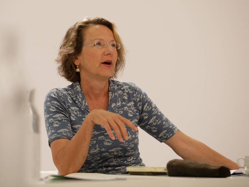 Lesung Katharina Schultens